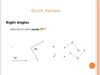 Measuring Angles