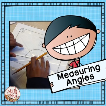 Angles: Measuring Angles Practice