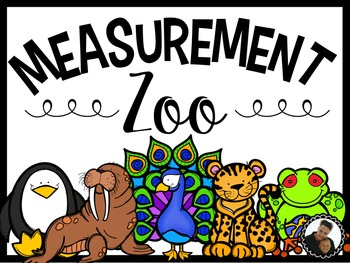 Measuring Animals:  Standard and Nonstandard Measurement
