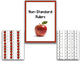 Measuring Apples!  A Bushel of Measurement!
