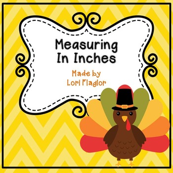 Measuring In Inches for Thanksgiving
