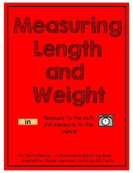 VAAP Measuring - Inch and Ounce