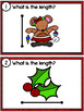Measuring Length - Christmas Measurement Cards