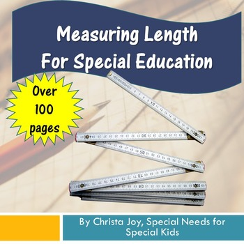 Measuring Length Unit for Special Education