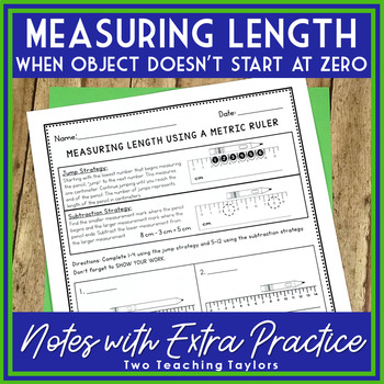 Measuring Length with a Metric Ruler