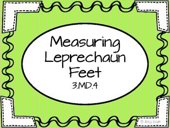 Measuring Leprechauns and Line Plots