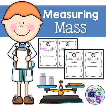 Measuring Mass - Using a Pan Balance and Gram Weights