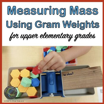 Measuring Mass Using a Pan Balance and Gram Weight for Upp