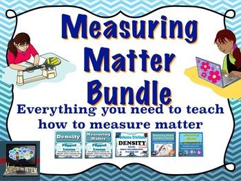 Measuring Matter (Density) Unit Bundle