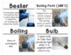 Measuring Matter Science Vocabulary Cards (FOSS Measuring
