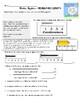 Measuring Metrics review Length, Mass, Volume including st