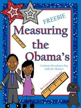 Measuring President Obama's Family
