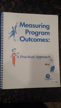 Measuring Program Outcomes: A Practical Approach (1996) -