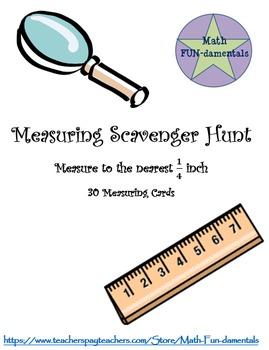 Measuring Scavenger Hunt