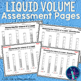 Graduated Cylinders - Measuring the Volume of a Liquid Assessment