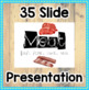 Meat Powerpoint for Culinary Arts Class FCS