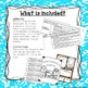 Media Interactive Notebooks - 3rd Grade Introduction