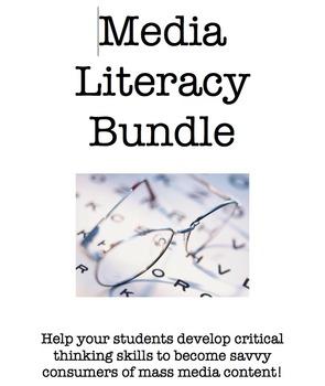 Media Literacy Bundle