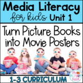 Media Literacy Magic for Primary Grades: Turn Picture Book