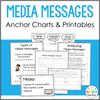 Media Messages Packet