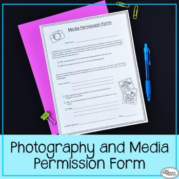 Media Permission Form