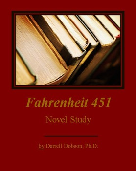 Media Studies -- Fahrenheit 451 -- Ray Bradbury