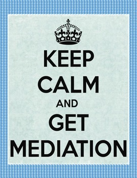 Mediation & Conflict Resolution Editable Forms for School