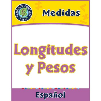 Medidas: Longitudes y Pesos Gr. 3-5