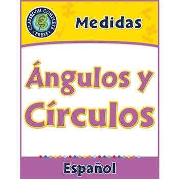 Medidas: Ángulos y Círculos Gr. 6-8