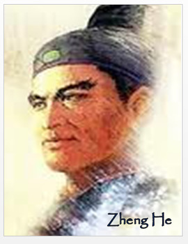 """""""The Voyages of Zheng He"""" + Quiz"""