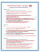 """Medieval Europe """"Conflict, Crusades, & Changes"""" One Pagers"""