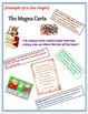"""European Feudalism ONE-PAGER""   Activity / Assessment"