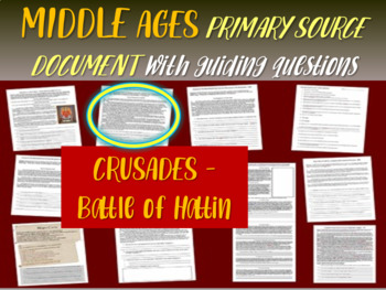 Medieval Europe Primary Source: Account of the Battle of H