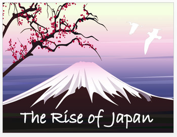 """Medieval Japan  """"The Rise of Japan - An Overview"""" + Quiz"""