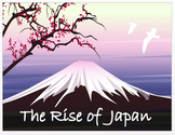 """Medieval Japan  """"The Rise of Japan"""" - An Overview + Quiz"""