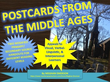 Medieval Town & Medieval Manor: Postcards from the Middle