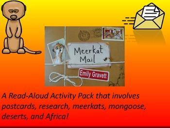 Meerkat Mail:  Activity Pack