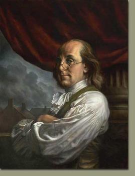 Meet Ben Franklin & Find the Hero in You! An inspiring boo
