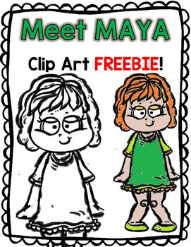 Meet Maya FREEBIE!