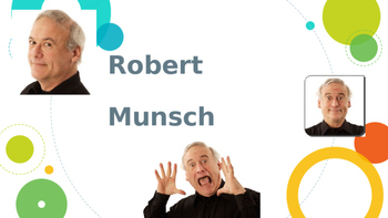 Meet Robert Munsch