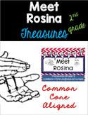 Meet Rosina: Treasures 2nd Grade: Common Core Aligned