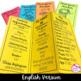 Meet the Teacher Brochure ENGLISH (*EDITABLE*)