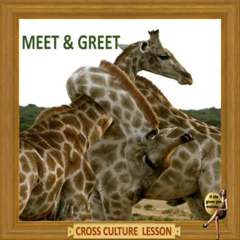 Meet and greet - ESL adult conversation classes
