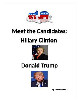 Meet the Candidates: Hillary Clinton and Donald Trump Elec