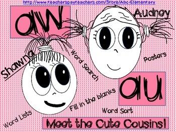 Meet the Cute Cousins (Au/Aw)