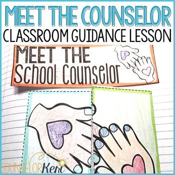 Meet the School Counselor Classroom Guidance Lesson (Upper