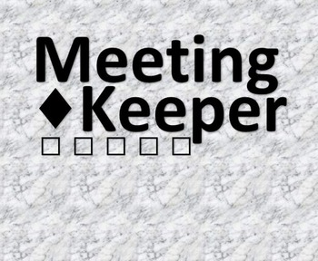 Meeting Keeper