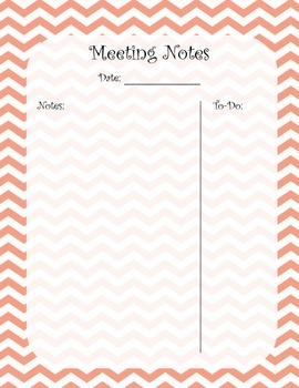 Meeting Notes - Salmon