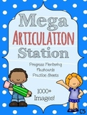 Articulation, Phonemes, Blends and Vocalics - The Mega Art