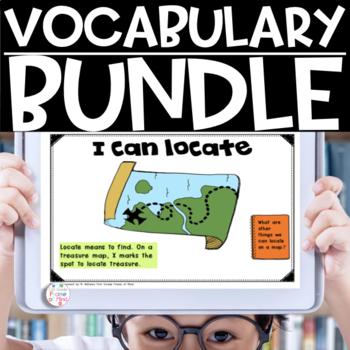 Academic Vocabulary Bundle Year-Long